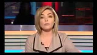 getlinkyoutube.com-زينة يازجي  تجلد بقسوة  النظام السوري  والمعارضة