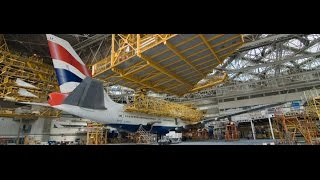 British Airways Boeing 747-400 Overhaul (BBC)
