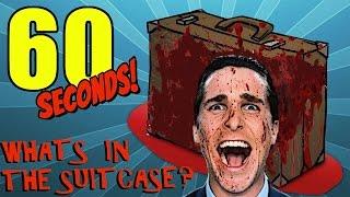 KILLING OUR NEIGHBORS! | 60 Seconds Suitcase DLC