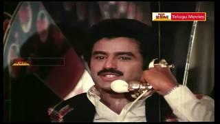 getlinkyoutube.com-Kaliyuga Krishnudu Telugu Movie Scene -HD - Bala Krishna, Radha, Sarada