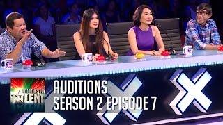 getlinkyoutube.com-Myanmar's Got Talent 2015   Auditions   Season 2 Episode 7    FULL