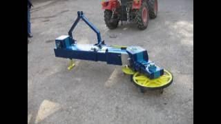 getlinkyoutube.com-Rotaciona traktorska freza Zootehna Prokuplje