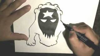 getlinkyoutube.com-Drawing more Characters By WIZARD