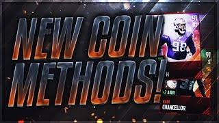 getlinkyoutube.com-NEW MADDEN MOBILE COIN MAKING METHODS!!! MAKE 1 MIL IN A DAY!!! | Madden Mobile 17