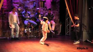 getlinkyoutube.com-Amazing!!! Terra (6ans) VS Eudes (9ans) Jamel Dance Club / RStyle