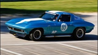 getlinkyoutube.com-Qualifying a 427 Corvette at Road America