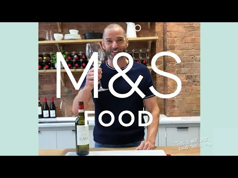 A taste of Fred Sirieix (and our Gavi)... | M&S FOOD