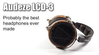 getlinkyoutube.com-Magnificent Audeze LCD-3