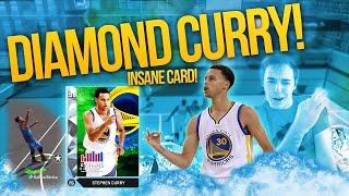 DIAMOND STEPH CURRY IS TOO GOOD! NBA 2K16 My Team