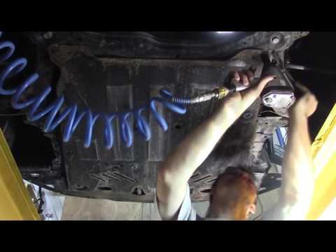 Кузовной ремонт. Ситроен Аиркросс, обзор ремонта. Body repair.