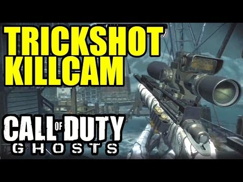 Trickshot Killcam # 816 | GHOSTS | Freestyle Replay