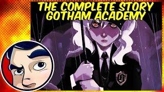 getlinkyoutube.com-Gotham Academy - Complete Story