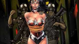 getlinkyoutube.com-Wonder Woman Peril Art