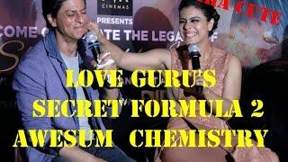 getlinkyoutube.com-Adorable | Dilwale | ShahRukh Khan Kajol |  Love aur chemsitry