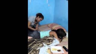 getlinkyoutube.com-Injection On The Side Girl Funny Video