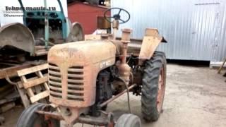 Дт 20 трактор