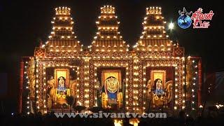நல்லூர் ஸ்ரீ கந்தசுவாமி கோவில் 18ம் திருவிழா மாலை கார்த்திகை உற்சவம் 23.08.2019
