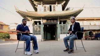 حلقة 22 مسافر مع القرآن 2 الشيخ فهد الكندري في الصين Ep22 Traveler with the Quran china