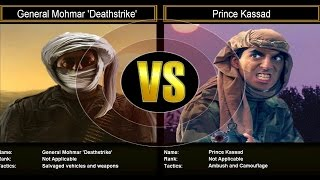 getlinkyoutube.com-Shockwave Challenge Mode: General Mohmar Deathstrike VS Prince Kassad
