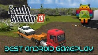 Farming Simulator 16 Driving Truck & PickUp Android