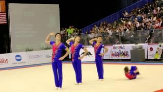 getlinkyoutube.com-Gymnastics MIAC 2014 AG2 MG Combined Final GBR Heathrow