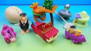 getlinkyoutube.com-2000 THE FLINTSTONES IN VIVA ROCK VEGAS BURGER KING KIDS MEAL TOY   Movie Toys   FastFoodToyReview