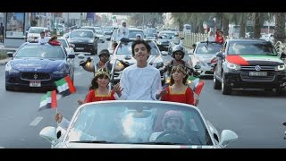 getlinkyoutube.com-عيشي بلادي في رغد Allawi UAE National Day 2015