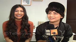 getlinkyoutube.com-Aditi bhatia and Krishna in conversation with tellybytes