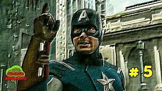 Minang Kocak Versi Avengers Part 5