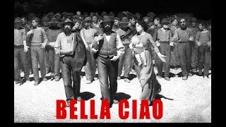 """Il mondo canta """"Bella Ciao"""" - (The world sings """"Bella Ciao"""")"""