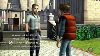getlinkyoutube.com-Back to the Future The Game Episode 3: Citizen Brown - Part 1 HD Gameplay
