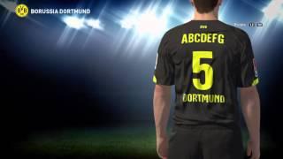 getlinkyoutube.com-PES World PES 2016 Borussia Dortmund kit instructions
