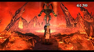 getlinkyoutube.com-Final Fantasy VIII (PC/Steam) - Battle With Ifrit w/HD Mods