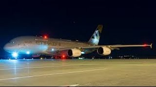 getlinkyoutube.com-Etihad First Class (Apartments) - Abu Dhabi to Melbourne (EY 460) - Airbus A380-800