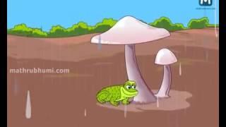 കുഞ്ഞുണ്ണി മാഷിന്റ മഴ എന്ന കുട്ടിക്കവിത   Animation Poem