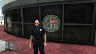 getlinkyoutube.com-How To Get LSPD Uniform In GTA V