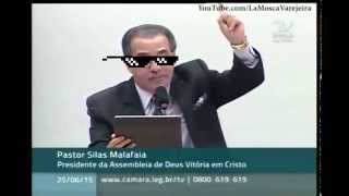 getlinkyoutube.com-Turn Down For What - Silas Malafaia Feat. Jair Bolsonaro