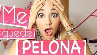 getlinkyoutube.com-CAELI SE CORTO EL PELO!!! #CaeliPelona