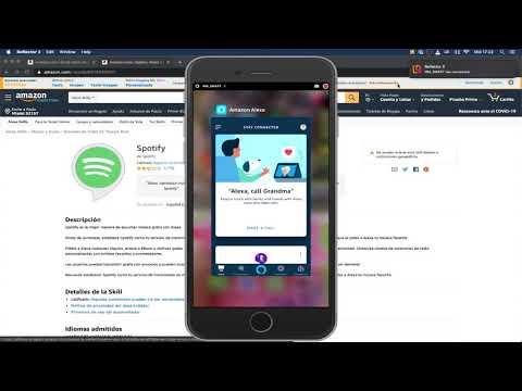 Activa Spotify en Alexa sin importar las restricciones geográficas