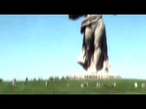 Русский город Сталинград