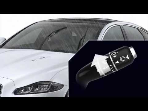 Jaguar XJ - Windshield Wipers Control | Jaguar USA