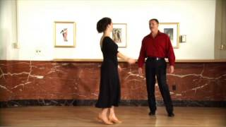Dance Lesson of the Week Fox Trot Left Turn