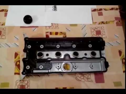 Алюминиевая крышка GM 92062396; GM 92064434