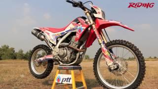 getlinkyoutube.com-DirtBike RidingTest No.235 CRF250L