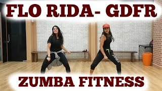 getlinkyoutube.com-Flo Rida - GDFR| Zumba Fitness|Abs&Legs| Padmavati Iyengar & Jasleen Kukreja