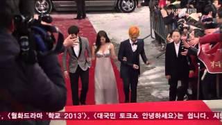 getlinkyoutube.com-2012 KBS DRAMA AWARDS Red Carpet