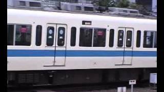 getlinkyoutube.com-【懐かし鉄動画】引退日の小田急9000形@海老名駅 その4