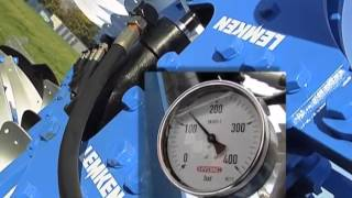 LEMKEN - Non-Stop overload safety device