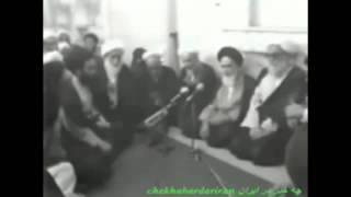 getlinkyoutube.com-فیلم لو رفته سخنرانی مخفیانه خمینی