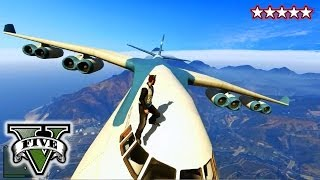 getlinkyoutube.com-GTA 5 CARGO PLANE!!! - GTA Military Jets, Blimps & Cargo Plane!!! - Grand Theft Auto 5